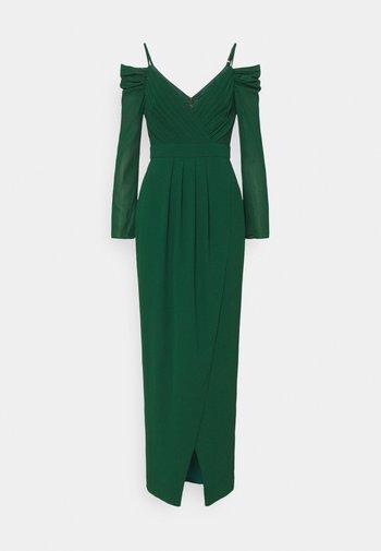 ROWAN MAXI - Occasion wear - dark green