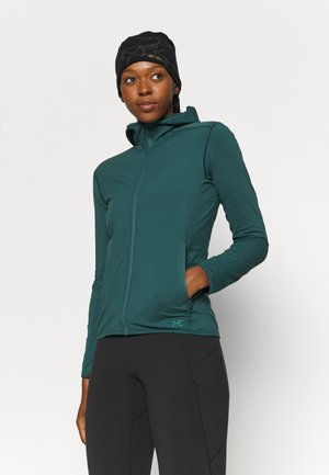 KYANITE HOODY WOMEN'S - Fleece jacket - astral