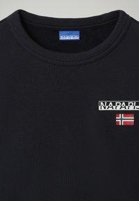 Napapijri - B-ICE CREW - Sweatshirt - blu marine - 3