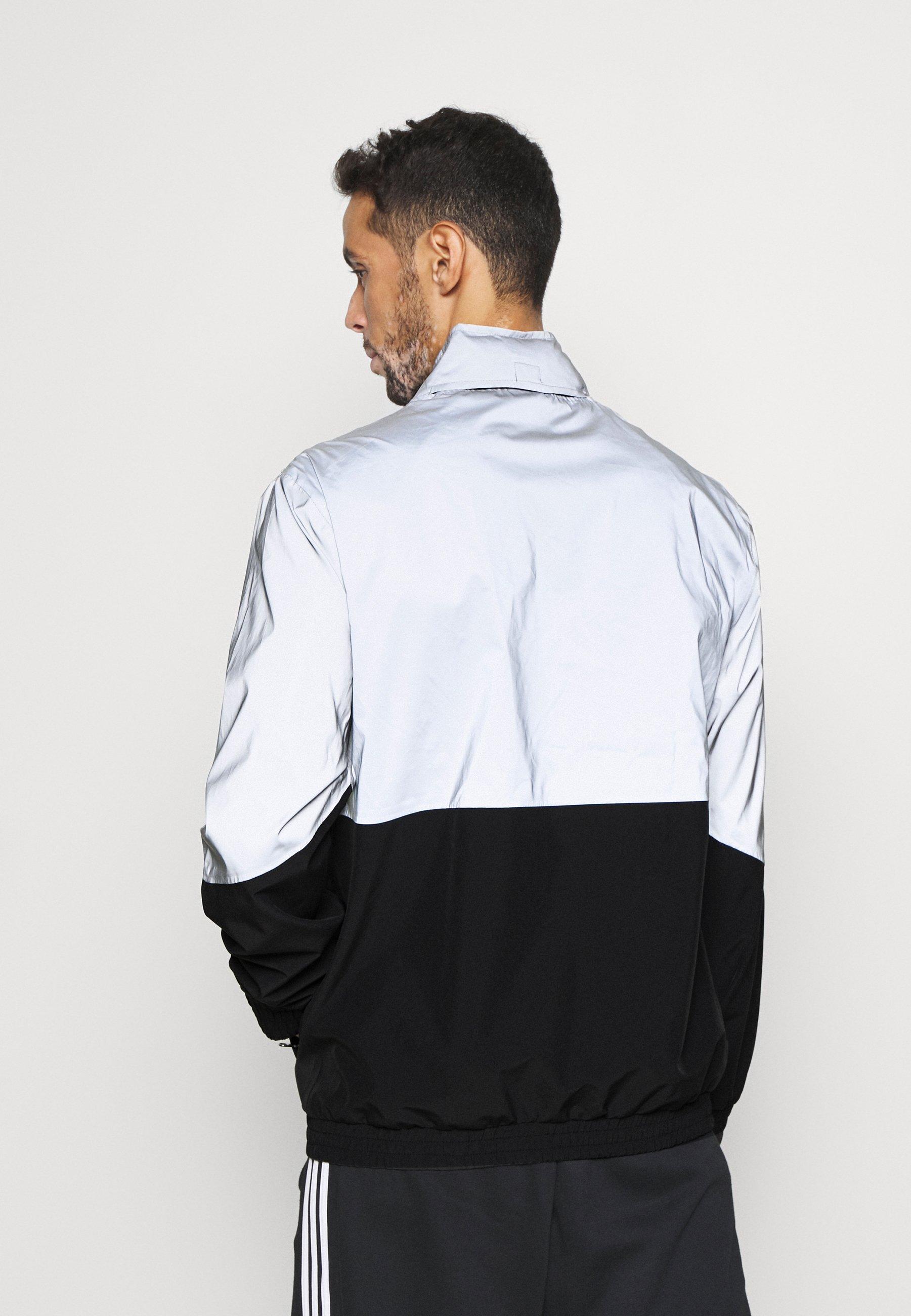 Men MELVIN COLOURBLOCK REFLECTIVE TRACK JACKET - Training jacket