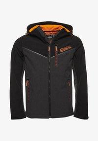 Superdry - Light jacket - charcoal marl - 3