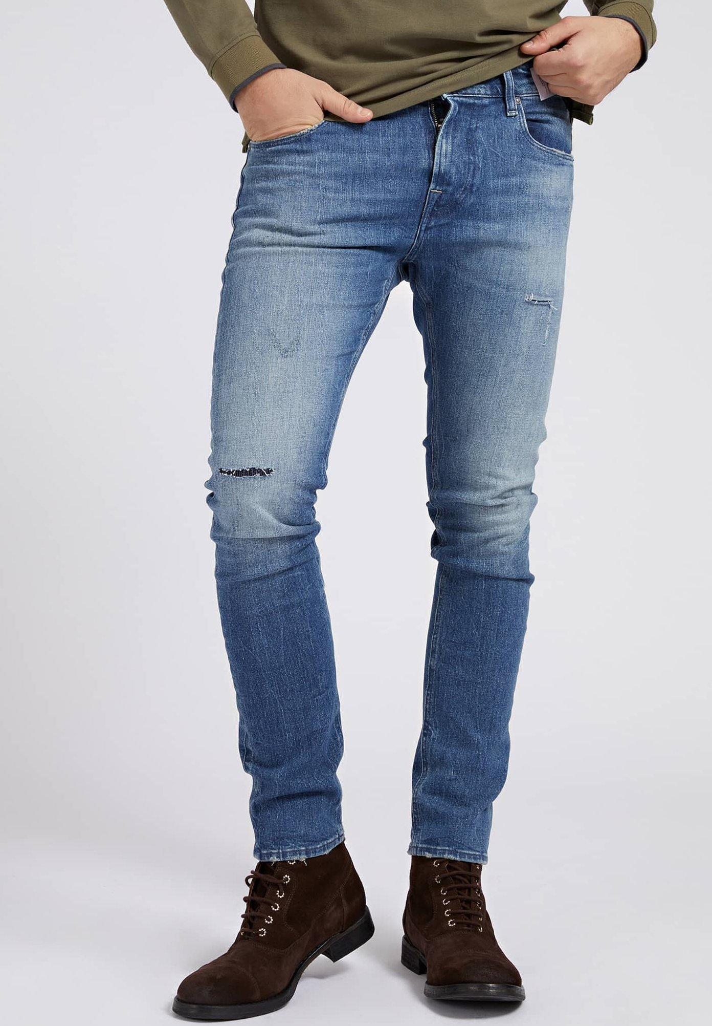 Herren SUPER SKINNY - Jeans Skinny Fit