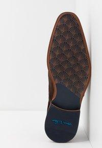 Van Lier - CARMELO - Smart lace-ups - brown - 4