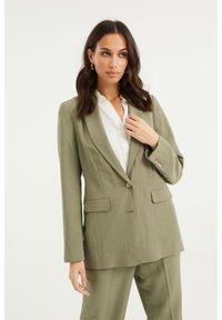WE Fashion - Blazer - army green - 0