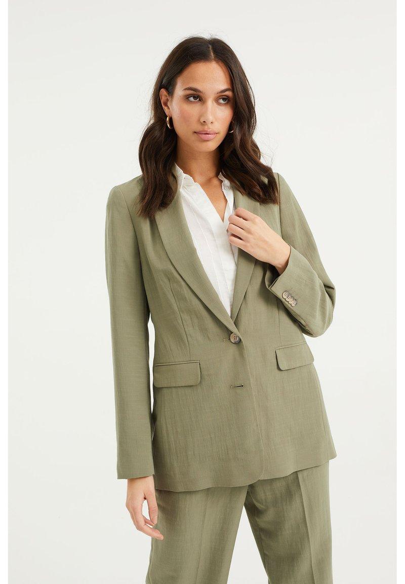 WE Fashion - Blazer - army green