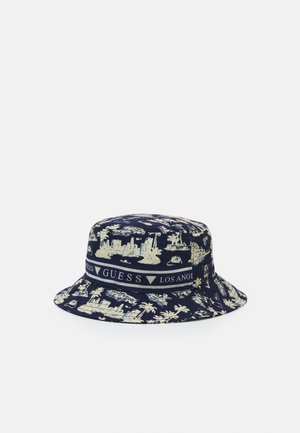 BUCKET HAT UNISEX - Klobouk - blue