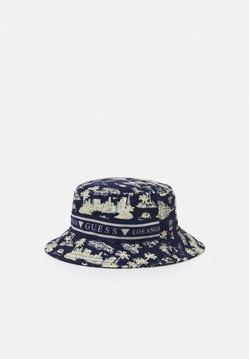 BUCKET HAT UNISEX - Hat - blue