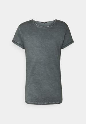 MILO - Print T-shirt - vintage silver grey
