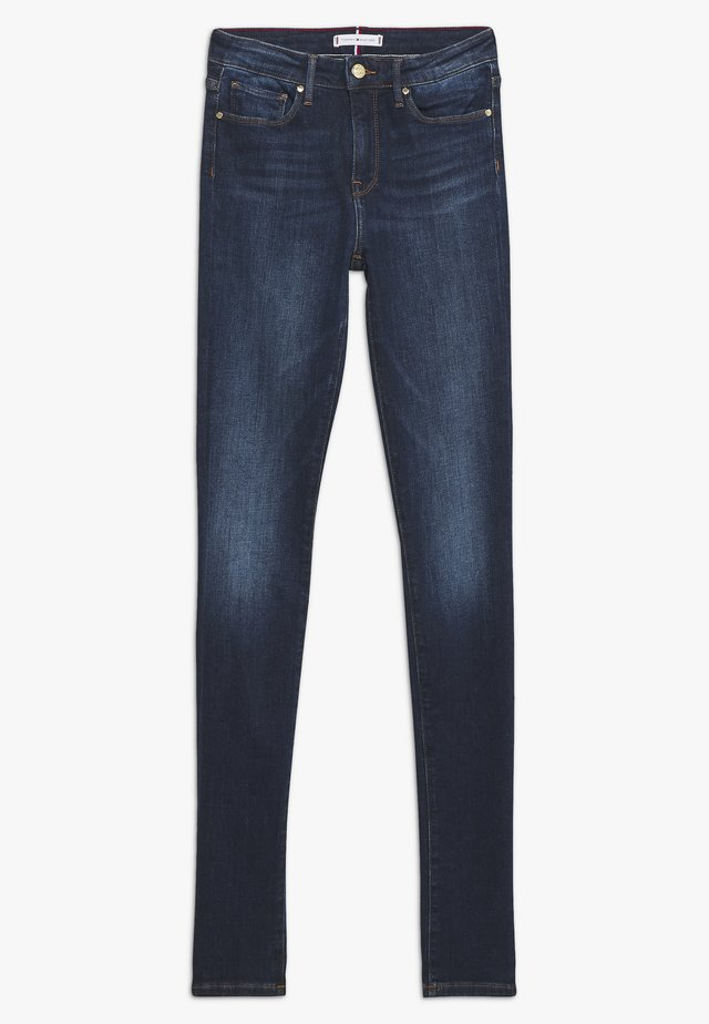 COMO SKINNY - Jeans Skinny Fit - absolute blue
