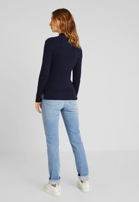 G-Star - MOCK TURTLE - Jumper - saru blue - 2