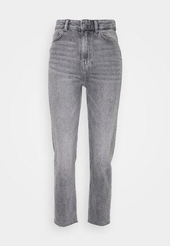 ONLEMILY LIFE - Straight leg jeans - grey denim