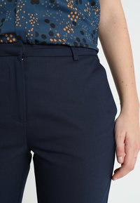 Vila - Trousers - navy - 3