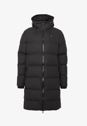 LONG PUFFER JACKET UNISEX - Veste d'hiver - black