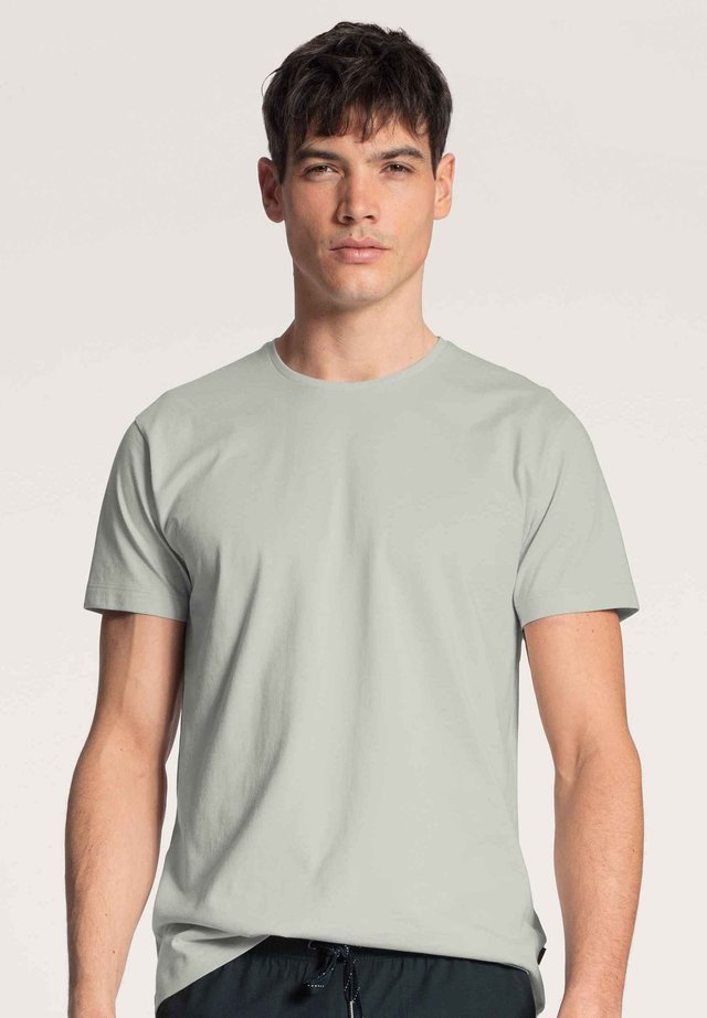 Basic T-shirt - fog