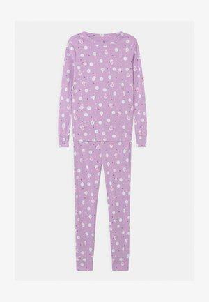 GIRL - Pyjama - purple rose