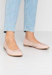 Tamaris - Ballet pumps - rose - 0