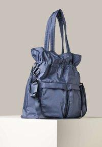 OYSHO - Sportovní taška - blue - 1