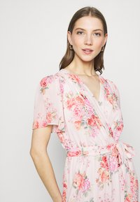 Forever New - SUSANNA RUFFLE TIERED MIDI DRESS - Day dress - blush spring - 3