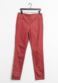 Pieces - Trousers - red - 0