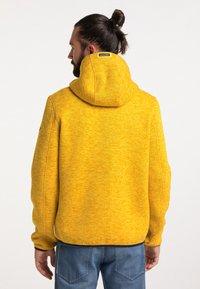 Schmuddelwedda - Fleece jacket - senf melange - 2