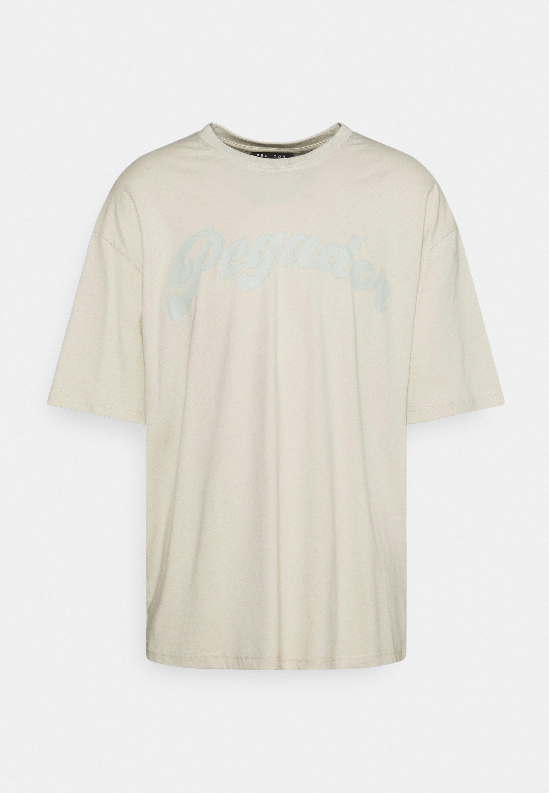 Donna COROZAL OVERSIZED TEE UNISEX - T-shirt basic