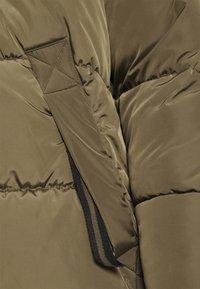 ONLY - ONLMONICA LONG PUFFER COAT  - Winter coat - beech - 6