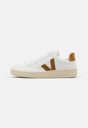 V-12 - Baskets basses - extra white/camel