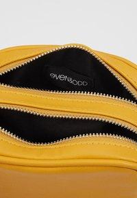 Even&Odd - Schoudertas - yellow - 4