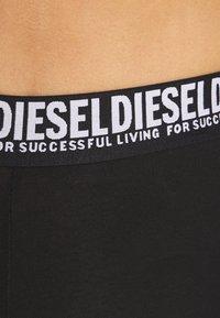 Diesel - UFLB-FAUSTIN SHORTS - Pyjama bottoms - black - 4