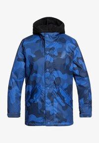 DC Shoes - UNION - Snowboard jacket - monaco blue - 0