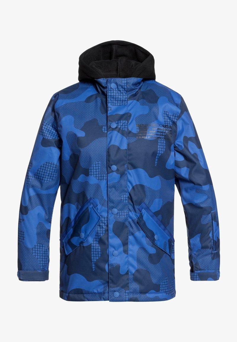 DC Shoes - UNION - Snowboard jacket - monaco blue