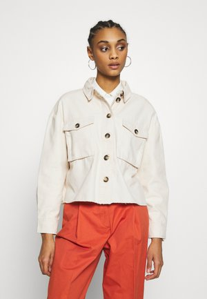 ONLMARINA JACKET - Summer jacket - whitecap