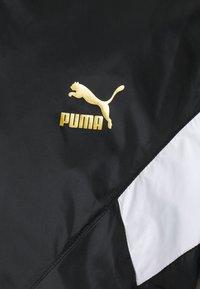 Puma - WORLDHOOD TRACK - Veste de survêtement - black - 2