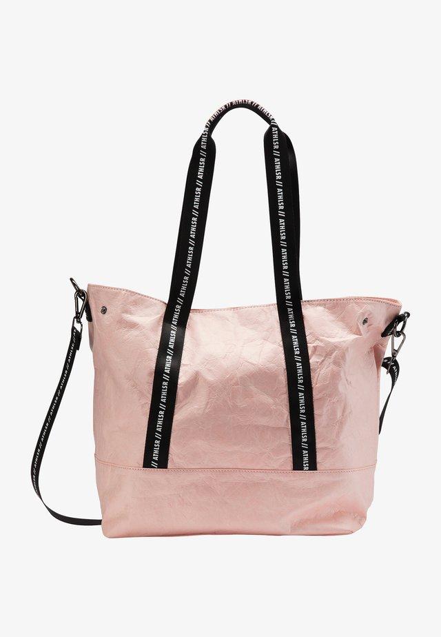 Velká kabelka - rosa