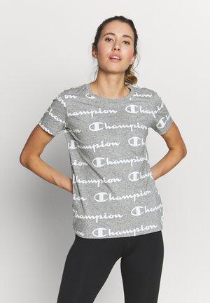CREWNECK - T-shirts med print - light grey