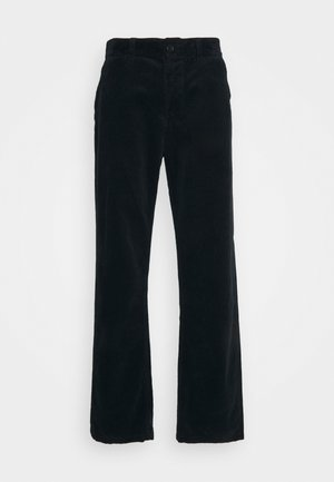 LAZY LEO - Trousers - navy