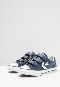 Converse - STAR PLAYER JUNIOR - Sneakers basse - navy/white - 3