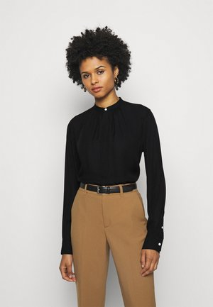 IDA LONG SLEEVE - Blouse - black