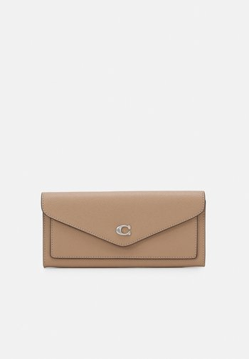 SOFT WALLET - Wallet - taupe