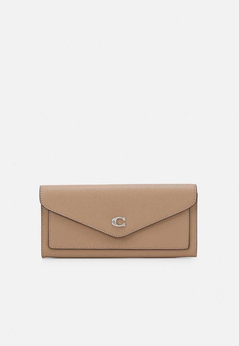 Coach - SOFT WALLET - Wallet - taupe