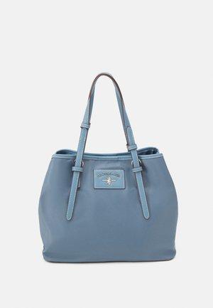 SILVER HILL MEDIUM SET - Shopping bag - denim