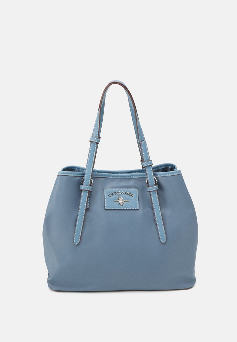 U.S. Polo Assn. - SILVER HILL MEDIUM SET - Shopping bag - denim