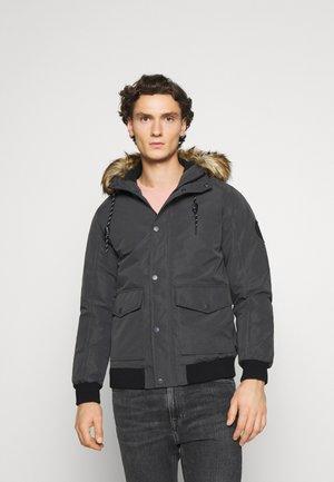 JJSKY JACKET - Winter jacket - asphalt