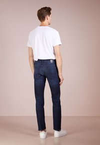 BOSS - TABER  - Slim fit jeans - navy - 2