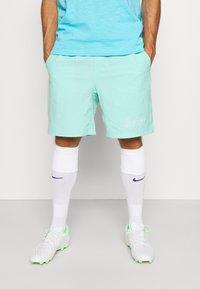 Nike Performance - FC BARCELONA SHORT - Club wear - tropical twist - 0