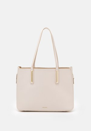 SET - Tote bag - off-white