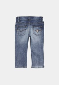 Guess - SKINNY PANTS BABY - Jeans Skinny Fit - shiny letters blue - 1