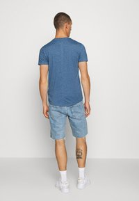Tommy Jeans - ESSENTIAL JASPE TEE - T-shirt basic - audacious blue - 2