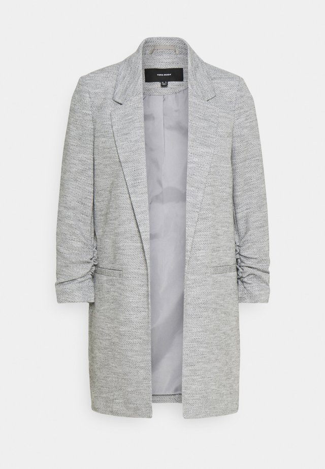 VMRICA LONG - Manteau court - medium grey melange