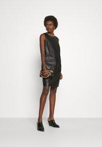 Trussardi - DRESS SOFT - Day dress - black - 1
